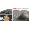 Kép 3/3 - Seat Alhambra I / VW Sharan I ( 2005-2010, 5 szem. ) gumiszőnyeg CikCar