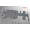 Kép 2/3 - Citroen Jumpy III / Peugeot Expert III / Toyoya Proace II ( 2016-, 3. sor) gumiszőnyeg CikCar