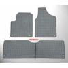 Kép 1/3 - Seat Alhambra I / VW Sharan I ( 2005-2010, 5 szem. ) gumiszőnyeg CikCar