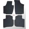 Kép 1/3 - Seat Toledo / Skoda Rapid ( 2012- ) gumiszőnyeg CikCar
