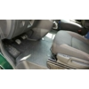 Kép 2/4 - Opel VIVARO II / RENAULT TRAFIC III ( 2014- ) / Fiat Talento, Nissan NV300 ( 2016- ) gumiszőnyeg Geyer&Hosaja 881/1C