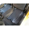 Kép 4/5 - Honda JAZZ I ( 2002-2008 ) magasperemű gumiszőnyeg Rezaw-Plast