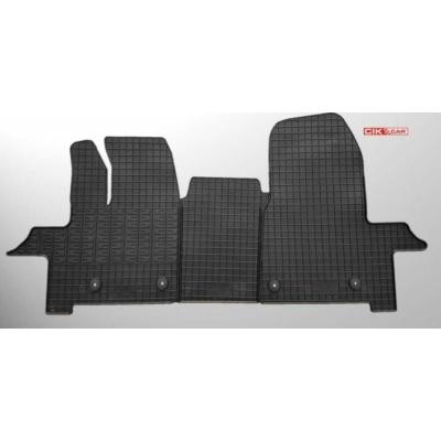 Ford Custom Tourneo (2 szem.) ( 2012- ) gumiszőnyeg CikCar
