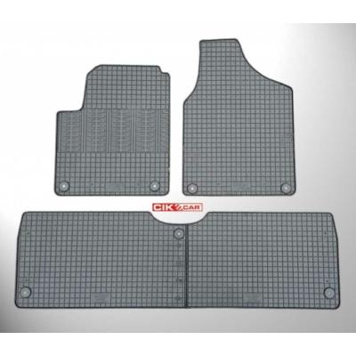 Seat Alhambra I / VW Sharan I ( 2005-2010, 5 szem. ) gumiszőnyeg CikCar