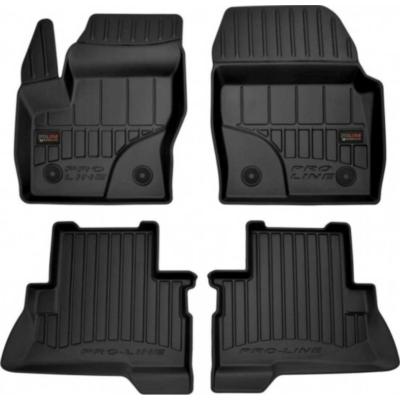 Ford Kuga II ( 2013-2019 ) 3D Pro-Line magasperemű gumiszőnyeg Frogum