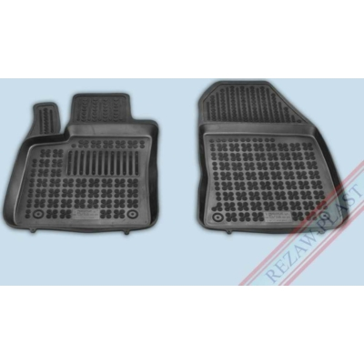 Ford Courier ( 2014- ) magasperemű gumiszőnyeg Rezaw-Plast
