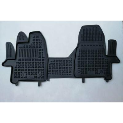 Ford Custom ( 2012- ) magasperemű gumiszőnyeg Rezaw-Plast