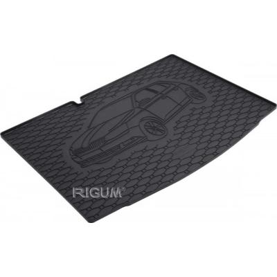 Skoda Fabia III Hatchback ( 2014- ) csomagtértálca Rigum