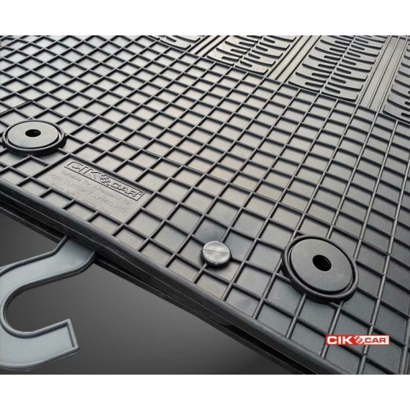 Ford Custom Tourneo (3 szem.) ( 2012- ) gumiszőnyeg CikCar