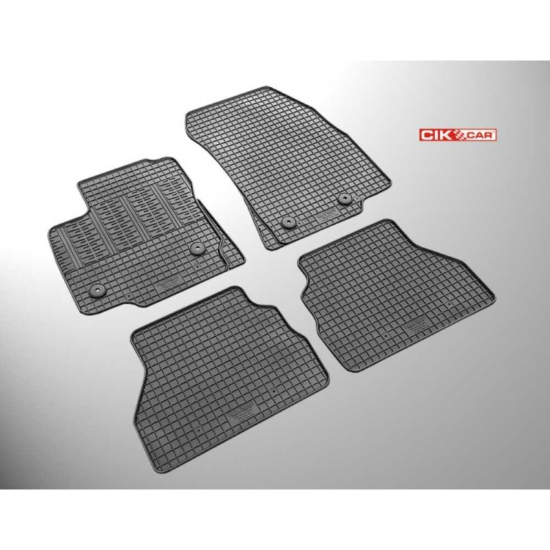 Ford B-MAX Facelift ( 2014- ) gumiszőnyeg CikCar