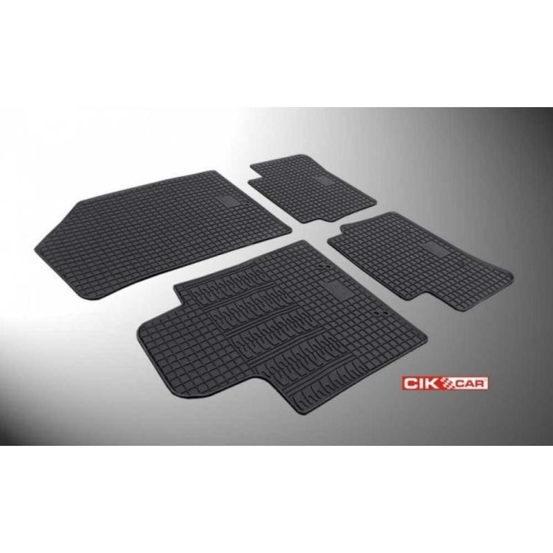 Hyundai i10 ( 2013- ) / Kia Picanto ( 2011- ) gumiszőnyeg CikCar