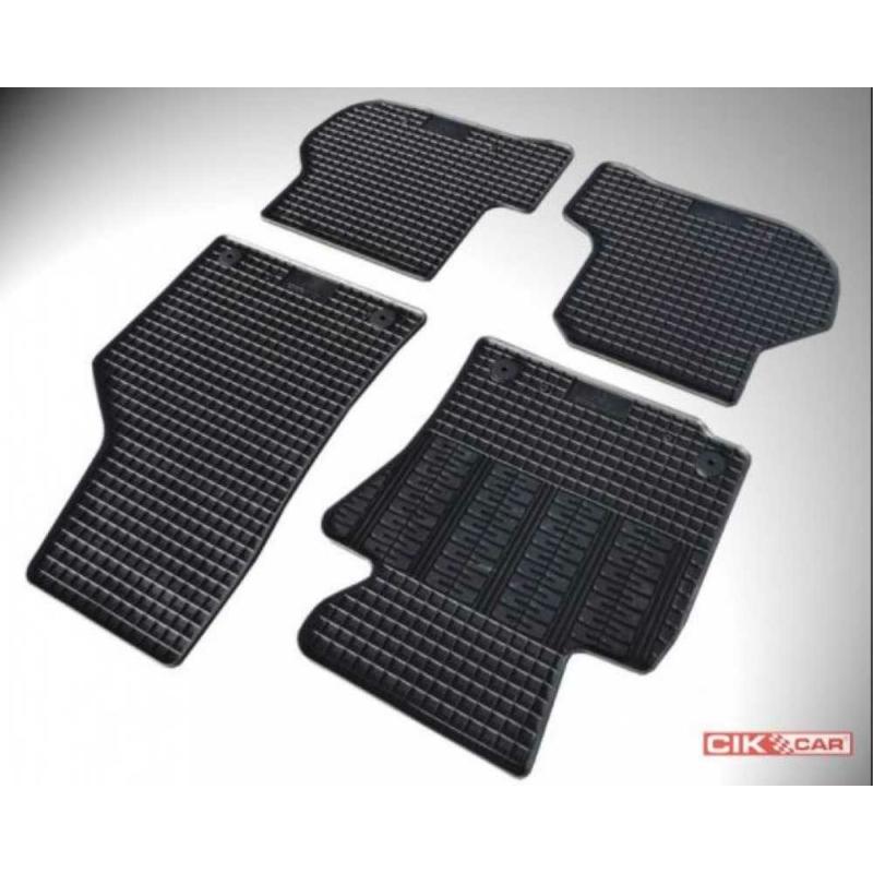 Seat Leon II 1P ( 2005-2012 ) / Skoda Octavia II ( 2004-2012 ) / VW Golf V VI ( 2003-2012 ) gumiszőnyeg CikCar
