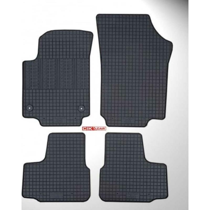 Seat Mii / Skoda Citigo / VW Up ( 2012- , 2016- ) gumiszőnyeg CikCar