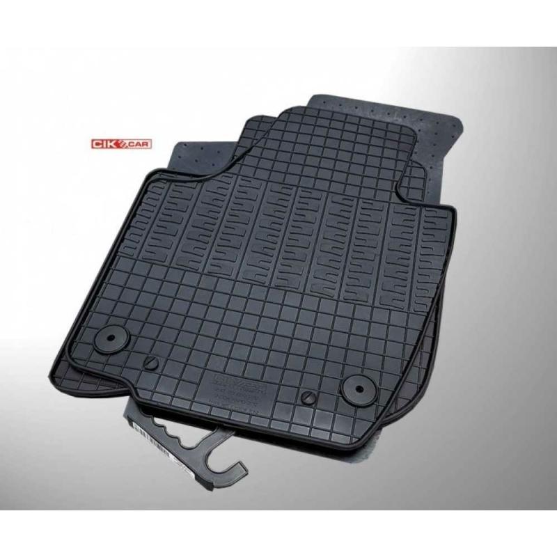 Seat Toledo / Skoda Rapid ( 2012- ) gumiszőnyeg CikCar