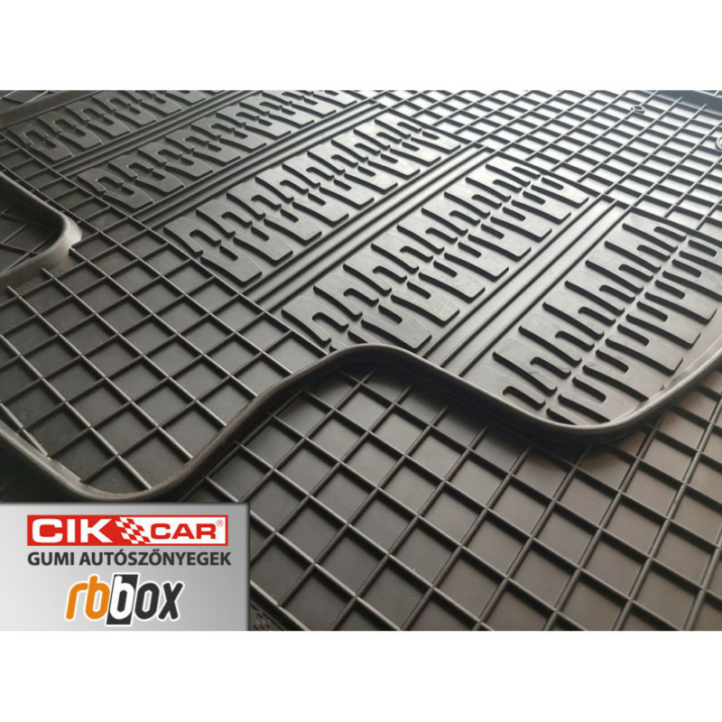 Hyundai IONIQ ( 2016-2019 ) gumiszőnyeg CikCar