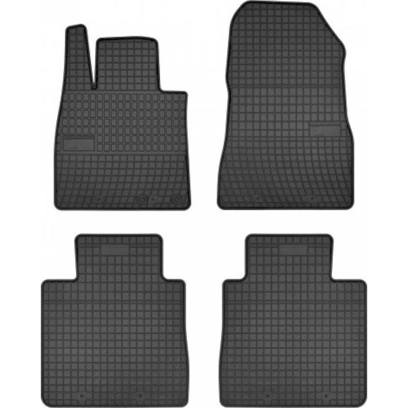 Nissan NOTE ( 2013- ) gumiszőnyeg Frogum