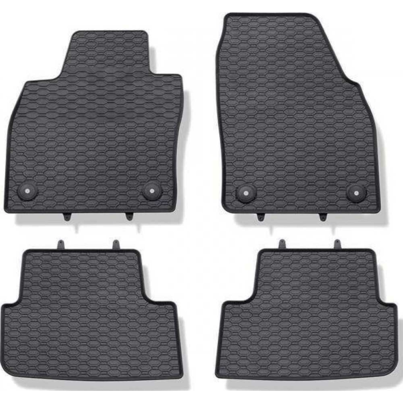 Vw Polo VI, Seat Ibiza V, Seat Arona ( 2017- ) / Audi A1 II ( 2018- ) gumiszőnyeg Geyer&Hosaja 889/4C