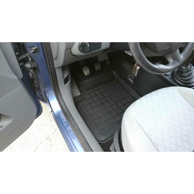 Ford Fiesta ( 2005-2009 ) magasperemű gumiszőnyeg Rezaw-Plast