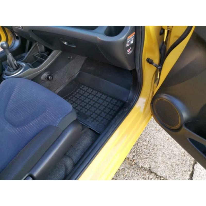 Honda JAZZ I ( 2002-2008 ) magasperemű gumiszőnyeg Rezaw-Plast