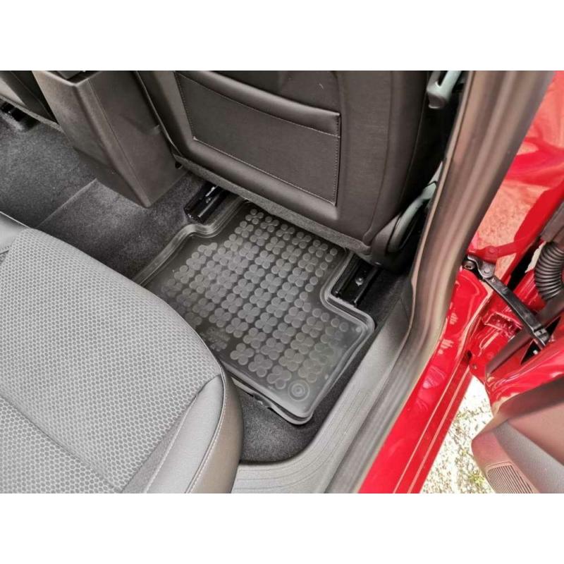 Renault Clio V ( 2019- ) magasperemű gumiszőnyeg Rezaw-Plast