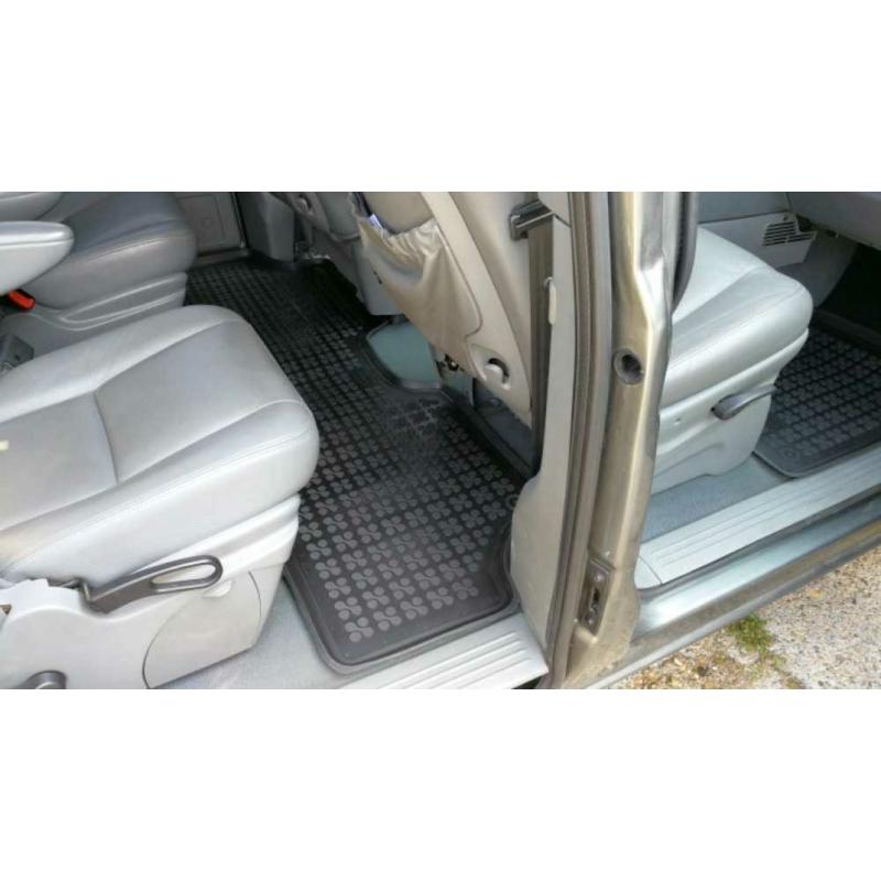 Chrysler Voyager IV ( 2001-2006 ) magasperemű gumiszőnyeg Rezaw-Plast