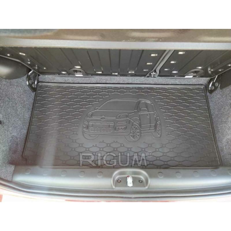 Fiat PANDA ( 2012- ) csomagtértálca Rigum