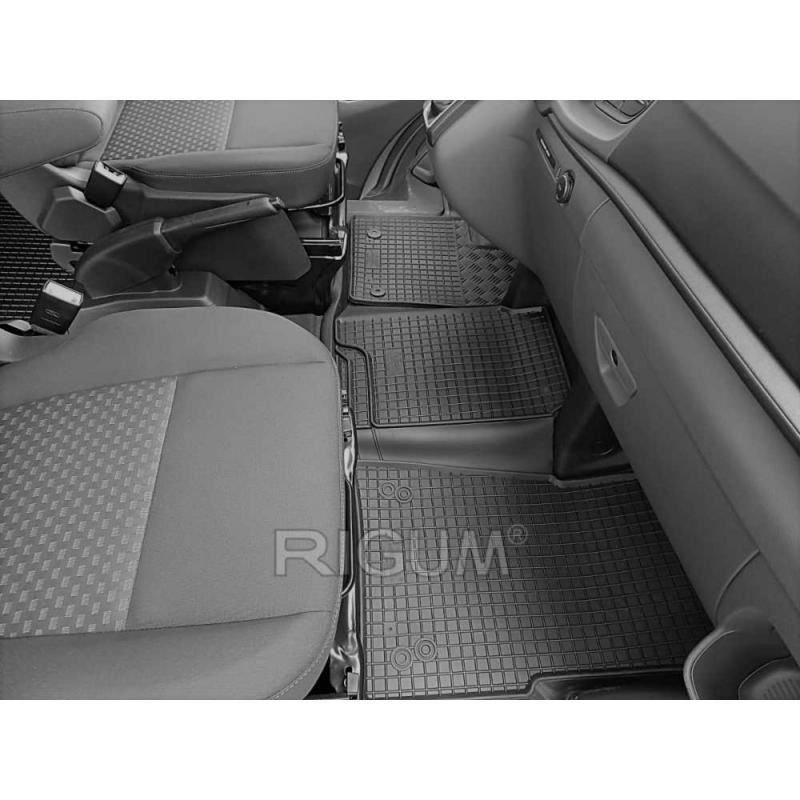 Ford TRANSIT Custom ( 2020- ) gumiszőnyeg Rigum